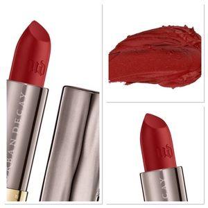 Urban Decay Vice Lipstick (Bad Blood)